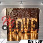 Rustic love   A